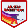 Ice Hockey [Point Difference] All-Star Hockey Team Trophy 31 Points