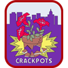 Crackpots Crackpots Trophy 83,550 Points