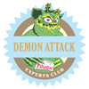 Demon Attack: Game 1 Experts Club Trophy 24,520 Points