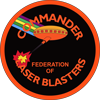 Laser Blast Federation Trophy 1,000,000 Points