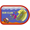 Seaquest Sub Club Trophy 184,000 Points