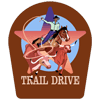 Stampede: Select 2 Trail Drive Trophy 3,101 Points