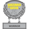 Wizard of Wor Worrior Trophy 53,900 Points